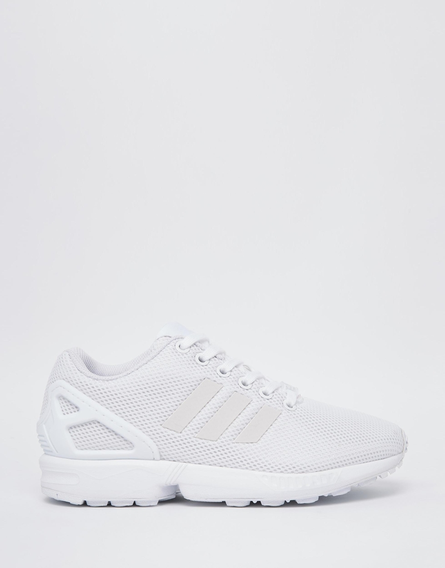 6f30a83c3407a adidas originals zx flux bianche online   Promozioni fino al 79 ...